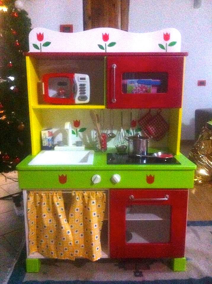 cucina giocattolo ©Gigi Pettenuzzo